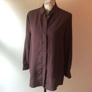 All Saints button down blouse